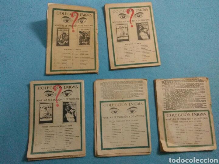 Libros antiguos: Antiguas novelas de honor de esposas corazon de madre ,1920 - Foto 9 - 211440055