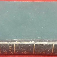 Libros antiguos: LA HIJA DE LA NIEVE O LOS AMORES DE UNA LOCA, LUIS DE VAL, 1890? TOMO 2º. Lote 211604362