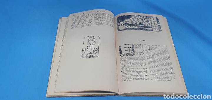 Libros antiguos: EL DOCUMENTO PERDIDO - H. COURTHS-MAHLER 1932 - Foto 3 - 212969993