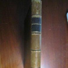 Libros antiguos: RELACIONES .FERNAN CABALLERO 1897 MADRID --FOLLETIN DE EL MOVIMIENTO CATOLICO. Lote 213117565