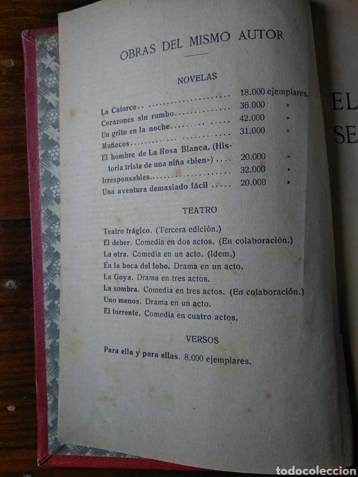 Libros antiguos: El hombre que se reía del amor - Foto 3 - 221478172