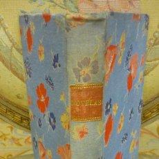 Libros antiguos: MADRINITA BUENA, DE R. PÉREZ Y PÉREZ-DEUDA DE HONOR, DE Mª MERCEDES ORTOLL Y SE DESEA UNA MADRINA, .. Lote 222062365