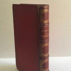 Libros antiguos: PICCIOLA. - SAINTINE.. Lote 123242967