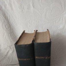 Libros antiguos: GORRIONES SIN NIDO. COMPLETO EN DOS TOMOS, MARIO DANCONA, GUERRI, 1932. Lote 222719441
