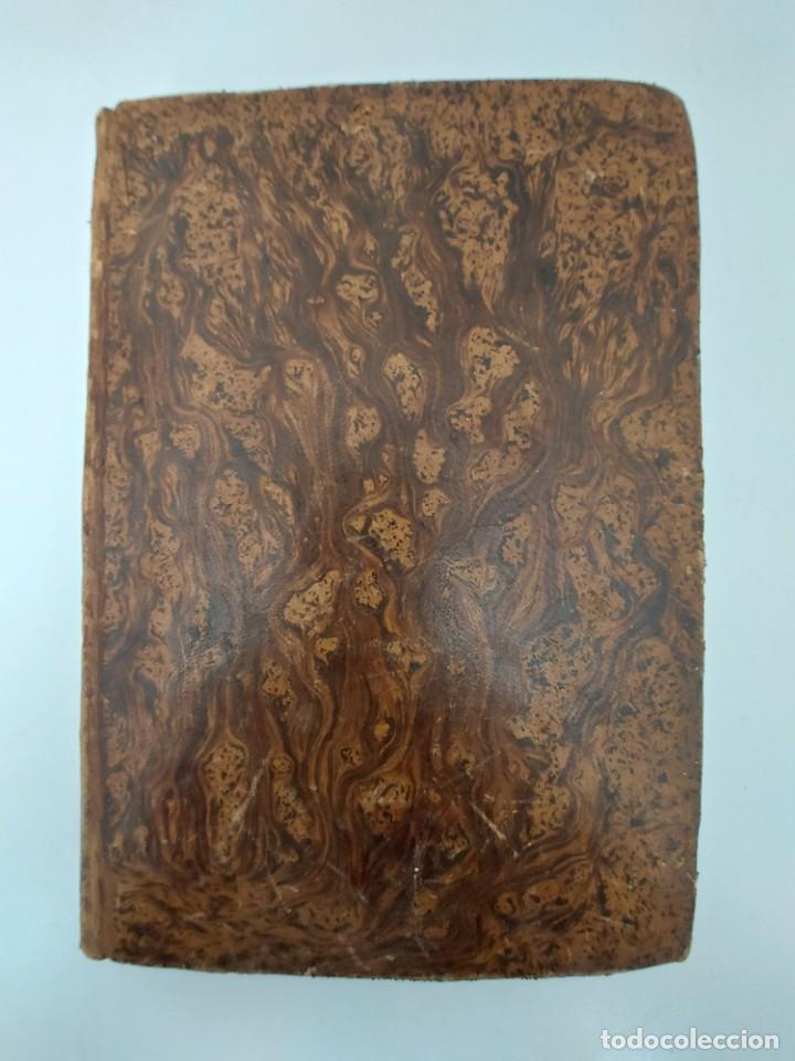 Libros antiguos: LA HUÉRFANA DEL MANZANARES - OBRA DE INSTRUCCIÓN MORAL POR JOSE DIAZ VALDERRAMA - 1856 - MADRID - LI - Foto 2 - 224324846