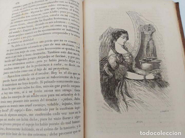 Libros antiguos: LA HUÉRFANA DEL MANZANARES - OBRA DE INSTRUCCIÓN MORAL POR JOSE DIAZ VALDERRAMA - 1856 - MADRID - LI - Foto 5 - 224324846