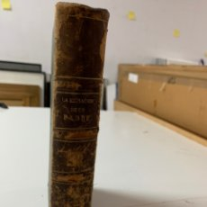Libros antiguos: LA EXPIACIÓN DE UN PADRE. TOMO 1. DUCRAY DUMINIL.2A EDICIÓN.EDITORIAL ESPASA. Lote 234456470