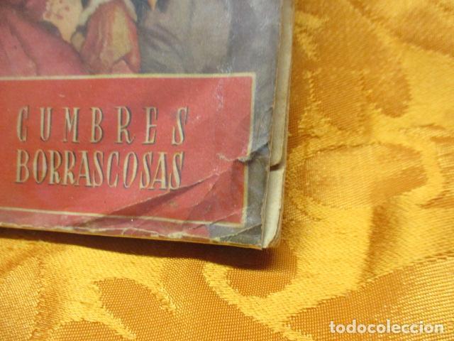 Libros antiguos: CUMBRES BORRASCOSAS - NOVELA - EMILY BRÖNTE - COLECCIÓN OASIS, Nº 3 - Foto 4 - 235217950