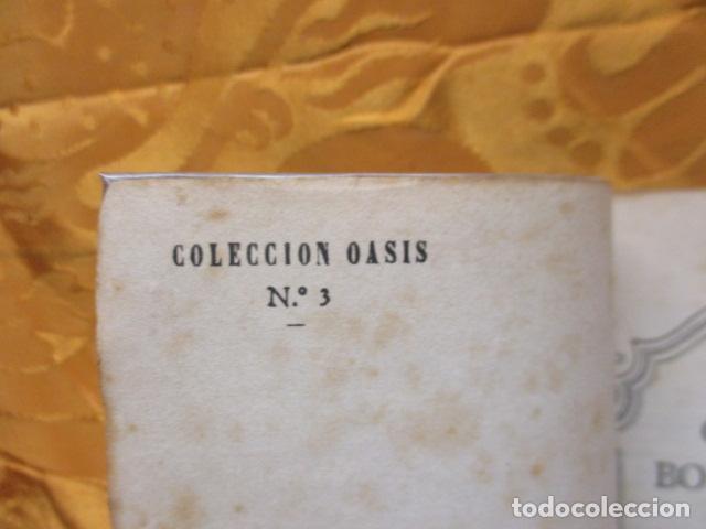 Libros antiguos: CUMBRES BORRASCOSAS - NOVELA - EMILY BRÖNTE - COLECCIÓN OASIS, Nº 3 - Foto 6 - 235217950