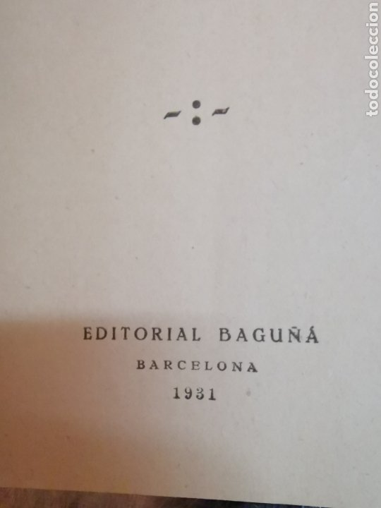 Libros antiguos: Libro novela Quan lamor neix. De 1931 Buen estado - Foto 3 - 236768865