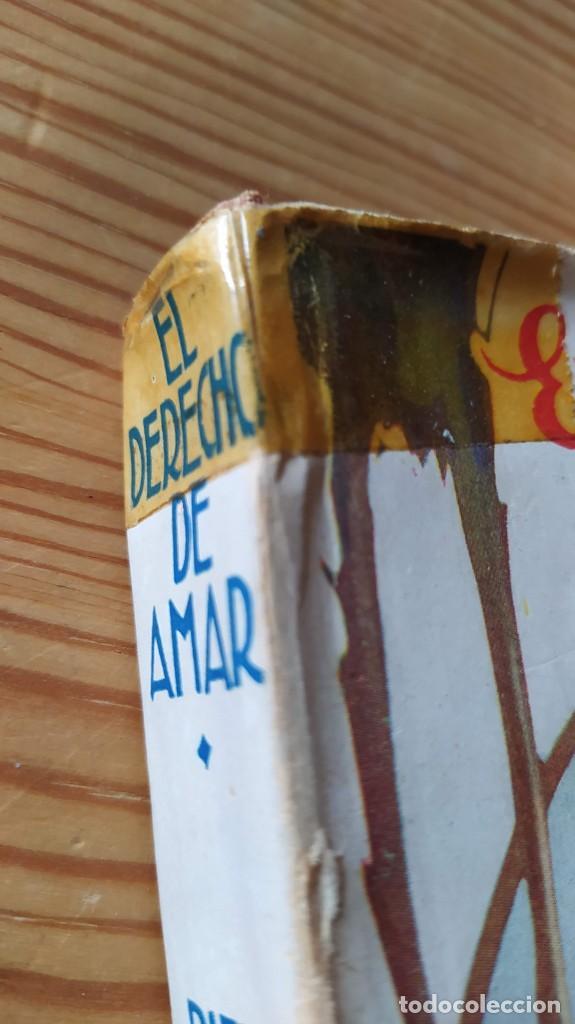 Libros antiguos: EL DERECHO DE AMAR, Pierre Villelard, Gran premio de novela 1921 - Foto 3 - 237995215