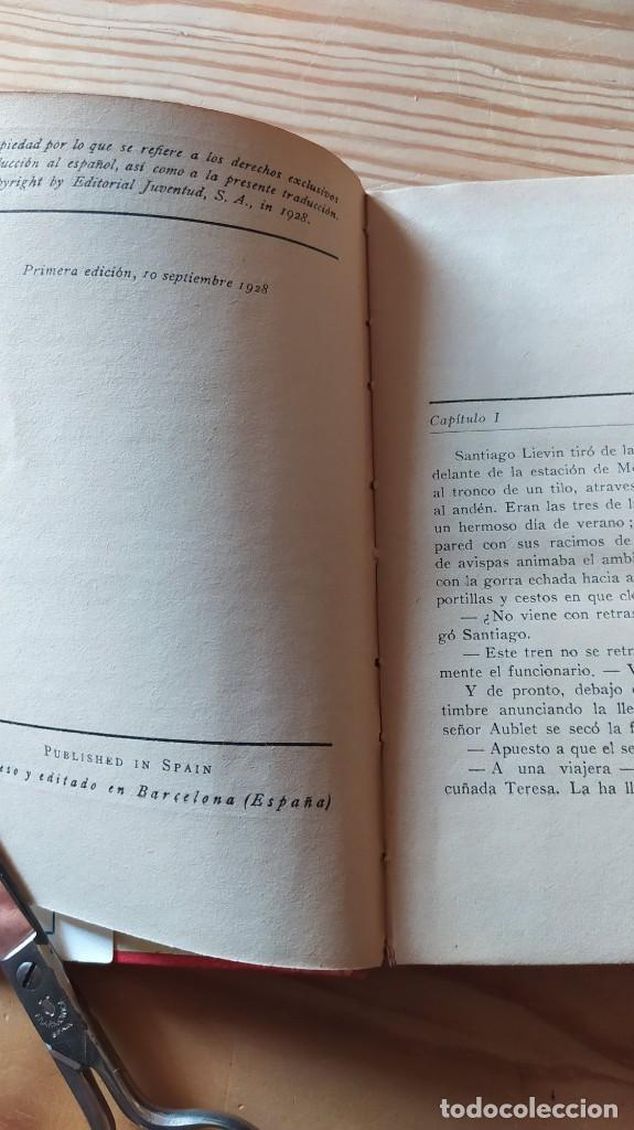 Libros antiguos: EL DERECHO DE AMAR, Pierre Villelard, Gran premio de novela 1921 - Foto 5 - 237995215