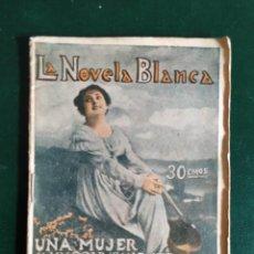 Libros antiguos: 1923 - ORTEGA: UNA MUJER MUY CONVENIENTE. Lote 240289735