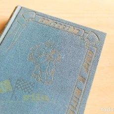 Libros antiguos: LA GAVIOTA - FERNÁN CABALLERO - COLECCIÓN AMOR Y MIRIÑAQUE - EDICIONES HESPERIA. Lote 243785220