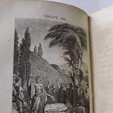 Libros antiguos: JÉRUSALEM DÉLIVRÉE. TORQUATO TASSO.. Lote 170334668