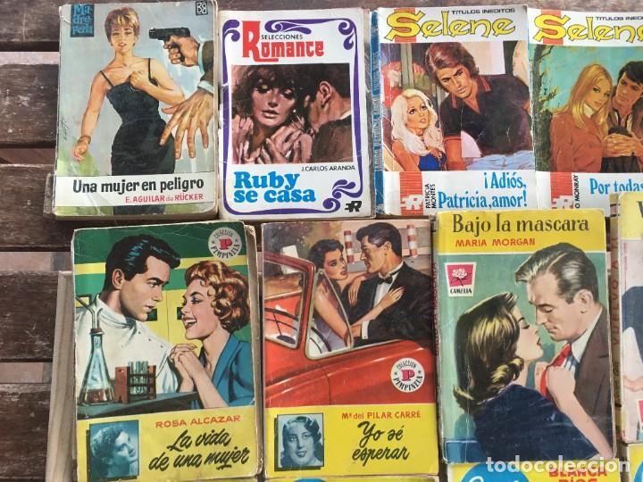 Libros antiguos: LOTE 21 NOVELAS ROMANTICAS ALICIA EVA DE ARUFE MARIA MORGAN SELENE ... - Foto 2 - 253171730