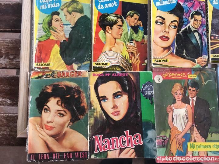 Libros antiguos: LOTE 21 NOVELAS ROMANTICAS ALICIA EVA DE ARUFE MARIA MORGAN SELENE ... - Foto 4 - 253171730