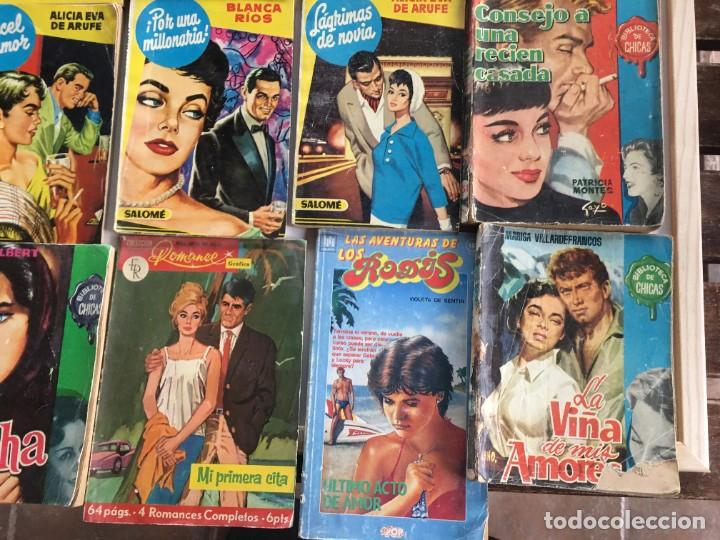 Libros antiguos: LOTE 21 NOVELAS ROMANTICAS ALICIA EVA DE ARUFE MARIA MORGAN SELENE ... - Foto 5 - 253171730