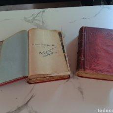 Libros antiguos: LA ESCLAVITUD DEL AMOR. Lote 261225250