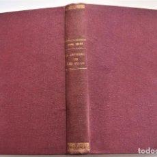 Libros antiguos: EL INFIERNO DE LOS CELOS - ENRIQUE PÉREZ ESCRICH - COMPLETA - EL MERCANTIL VALENCIANO. Lote 261618890