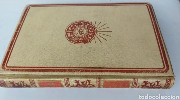 Libros antiguos: Deuda del Corazón/ El Ángel de la guarda TOMO II .1909 - Foto 3 - 262152040