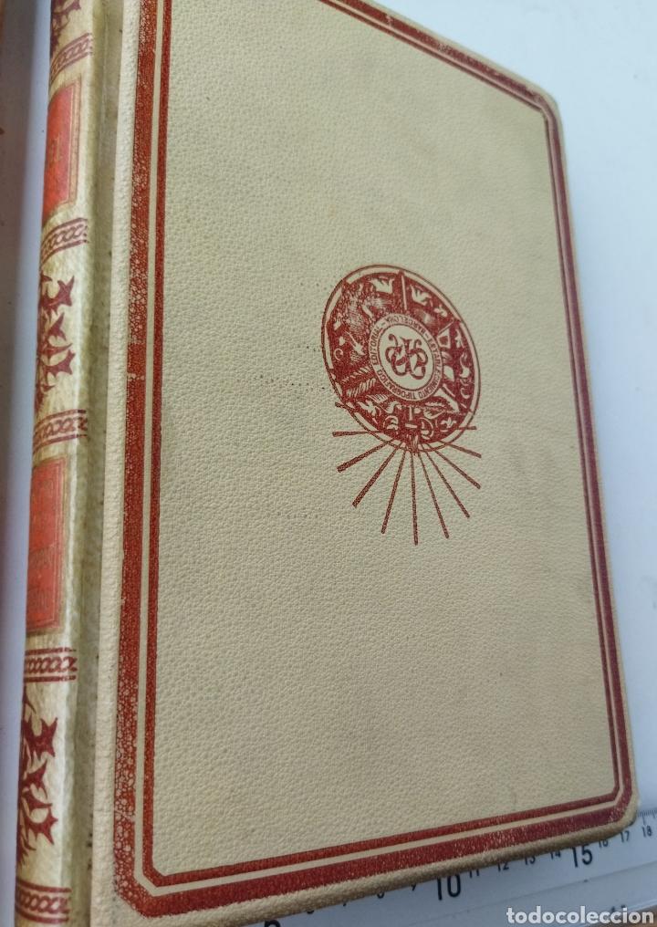 Libros antiguos: Deuda del Corazón/ El Ángel de la guarda TOMO II .1909 - Foto 4 - 262152040