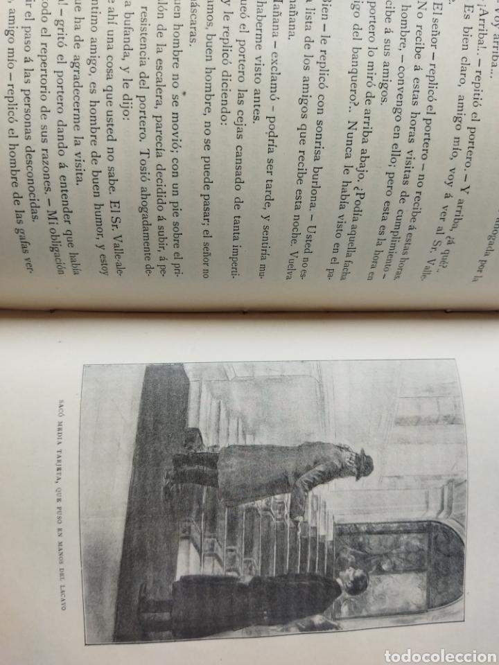 Libros antiguos: Deuda del Corazón/ El Ángel de la guarda TOMO II .1909 - Foto 5 - 262152040