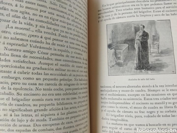 Libros antiguos: Deuda del Corazón/ El Ángel de la guarda TOMO II .1909 - Foto 8 - 262152040