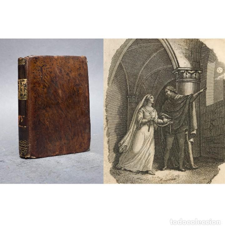 1840 - EL SOLITARIO DEL MONTE SALVAJE - VIZCONDE DE ARLINCOURT - NOVELA ROMANTICA (Libros antiguos (hasta 1936), raros y curiosos - Literatura - Narrativa - Novela Romántica)