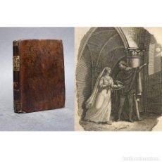 Livres anciens: 1840 - EL SOLITARIO DEL MONTE SALVAJE - VIZCONDE DE ARLINCOURT - NOVELA ROMANTICA. Lote 267001564