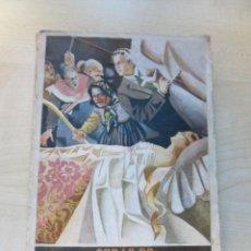 Libros antiguos: UN HOMBRE SOLO AUTOR RAFAEL LÓPEZ DE HARO BIBLIOTECA NUEVA HACIA 1925. Lote 270351833