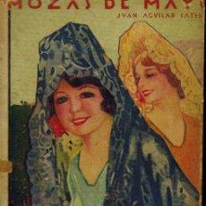 Libros antiguos: MOZAS DE MAYO. Lote 279520853