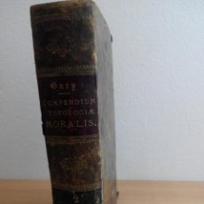 Livres anciens: ANTIGUO LIBRO DEL AÑO 1886. Lote 285677898