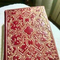 Libros antiguos: EMILIA PARDO BAZAN - OBRAS ESCOGIDAS - AGULAR AÑO 1943 - EDICION DE LUJO EN PIEL GRABADA. Lote 287563008