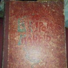 Libros antiguos: LA ESPOSA MÁRTIR ENRIQUE PÉREZ ESCRICH MERCANTIL VALENCIANO. Lote 295368213