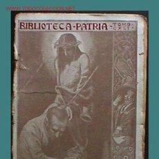 Libros antiguos: EL CRIMEN DEL CAJIGAL. AUTOR, VICENTE DÍEZ DE TEJADA. Lote 25962907