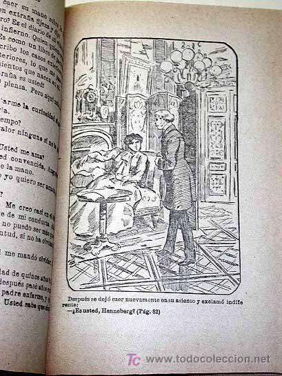 Libros antiguos: LA BATALLA DE LOS ZÁNGANOS, MAX NORDAU. LA NOVELA ILUSTRADA, VICENTE BLASCO IBÁÑEZ. SIN FECHA.++ - Foto 3 - 25362887