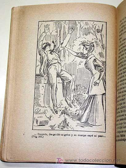 Libros antiguos: LA BARONESA, MISS E. BRADDON. CAJA PANDORA. LA NOVELA ILUSTRADA VICENTE BLASCO IBÁÑEZ. SIN FECHA.++ - Foto 3 - 25362884