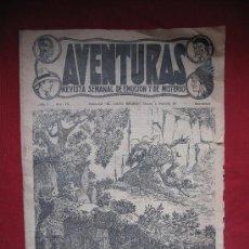 Libros antiguos: AVENTURAS . Lote 17250639