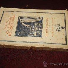 Libros antiguos: 0086- BONITO LIBRO ' ELS ASSASSINATS DEL CARRER MORGUE', POR EDGAR POE, AÑO 1918?. Lote 27803855