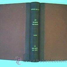 Alte Bücher - Un crimen extraño y El interprete ciego: Conan-Doyle, A / La esfinge de oro: Jorge Sand. 189... - 30092585