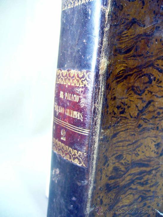 Libros antiguos: LIBRO, EL PALACIO DE LOS CRIMENES, DON WENCESLAO AYGUALS DE IZCO, TOMO II, 1855 - Foto 11 - 31793485