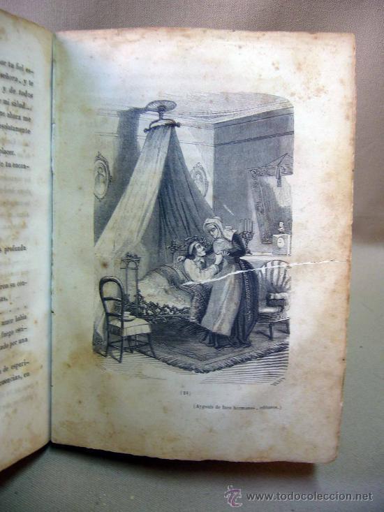 Libros antiguos: LIBRO, EL PALACIO DE LOS CRIMENES, DON WENCESLAO AYGUALS DE IZCO, TOMO II, 1855 - Foto 6 - 31793485
