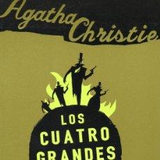 Libros antiguos: LOS CUATRO GRANDES. Lote 34996802