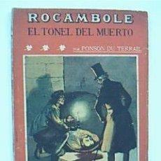 Alte Bücher - LA HERENCIA DE LOS DOCE MILLONES. PONSON DU TERRAIL, Col ROCAMBOLE de LA NOVELA ILUSTRADA, Nº 78 - 37877762