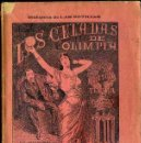 Libros antiguos: PONSON DU TERRAIL : LAS CELADAS DE OLIMPIA (1897). Lote 38125721
