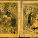 Libros antiguos: PONSON DU TERRAIL : LOS AMORES DE AURORA - DOS TOMOS (MAUCCI, 1897) . Lote 38513019