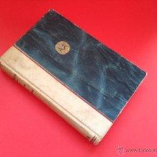 Libros antiguos: EL CASTILLO DEL ARSÉNICO GEORGES SIMENON. Lote 40345212