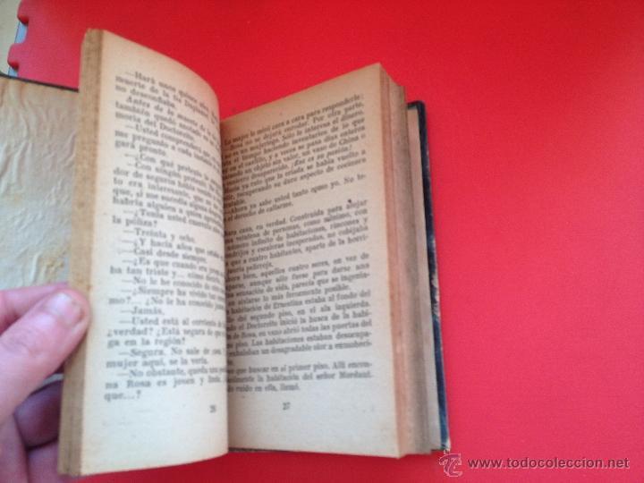 Libros antiguos: EL CASTILLO DEL ARSÉNICO GEORGES SIMENON - Foto 4 - 40345212