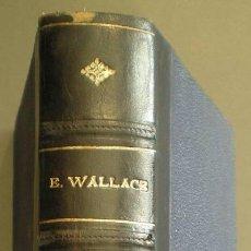 Libros antiguos: WALLACE, EDGAR: PENELOPE DEL POLYANTHA. EL CABALLO DE CARRERAS.. Lote 41318588